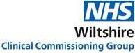 NHS Wilts CCG logo